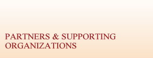 Partners & Supporting Organizations